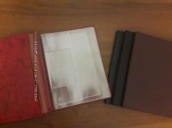 Новинка - кожаный органайзер для документов