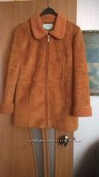 Куртка дубленка демисезонная