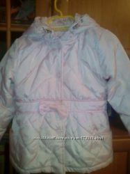 Демисезонная курточка на девочку Sela. 3-5лет