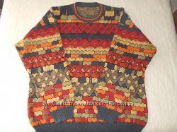 Большой мужской тёплый свитер XXL