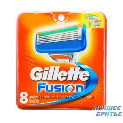 Сменные картриджи Gillette Fusion