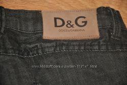 D&G Dolce & Gabbana-джинсы-оригинал