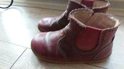 Італійські шкіряні черевички Bobux