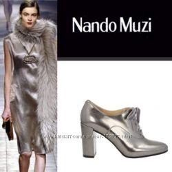 Nando Muzi сапоги ботинки собираем на отшив