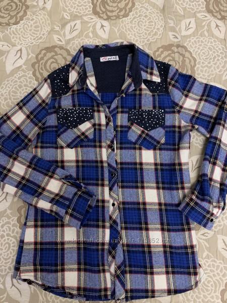 Рубашка, идеал, 164р, Турция