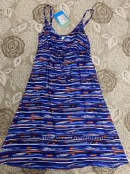 Пляжное платье, новое, пролет, Demix, XS