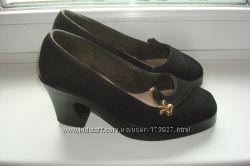 Элегантные стильные туфельки, Италия, 24 см