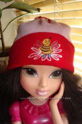 Деми шапочки девочкам от 2-х до 7-ми