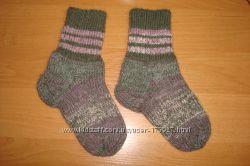 Перчатки, носочки, шапочка на 3-7 лет