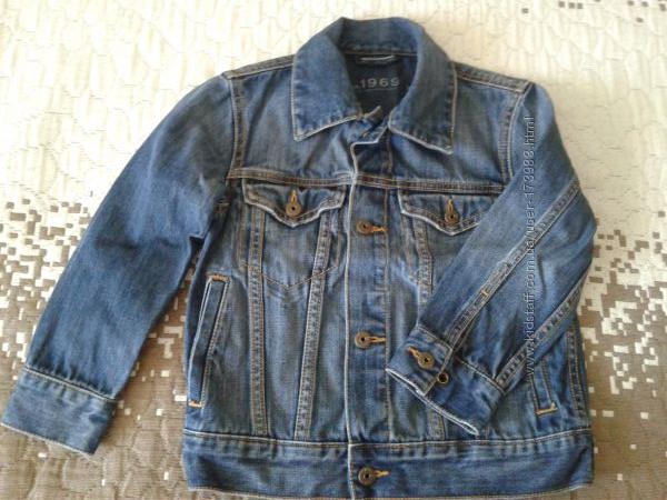 Джинсовый пиджак GAP оригинал для мальчика