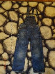 Суперовий джинсовий комбінезон