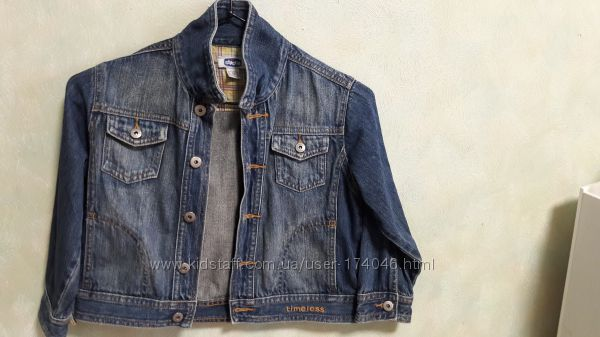 Чудова джинсова курточка