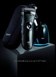 Продам электробритву BRAUN Series 3 390 3 CC  BOSS комплект
