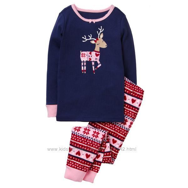 Пижама трикотажная, размер 6Т Gymboree Америка оригинал