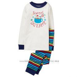 Пижамы 7Т, 8Т, Gymboree Америка оригинал