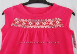Интересная футболка на 5 и 6 лет, Carter&acutes Америка оригинал