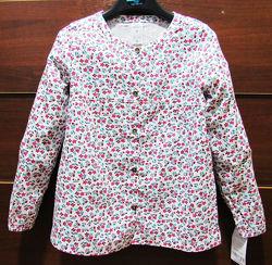 Блуза на пуговках на 6, 7, 8 лет, Carters Америка оригинал