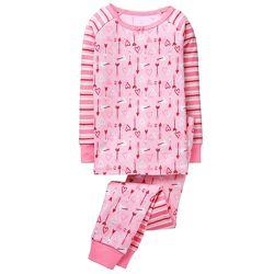 Пижама в сердечках на 4-5 лет 5Т Gymboree Америка оригинал