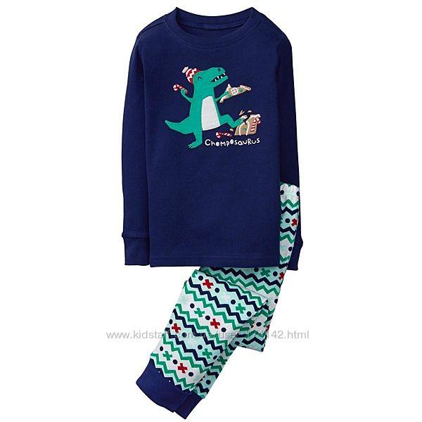 Пижама 6Т Gymboree Америка оригинал, хлопок