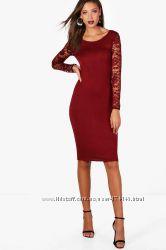 Новое платье c сайта BooHoo р. 10