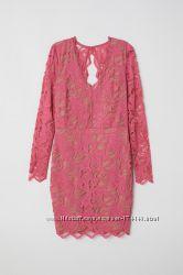 Невероятное платье НМ р. 12 38