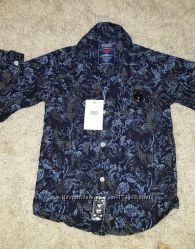 Шикарные Брендовые рубашечьки Armani, Ferarri