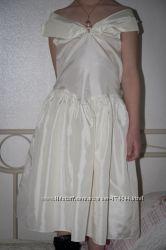 Нарядное платье на прокат на 6-10 лет