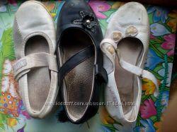 туфли бу с 25 по 33 размер кожа верх и внутри
