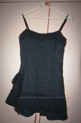 черное нарядное платье PROMOD торг