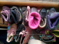 ботинки демисезонные разных размеров 10 видов