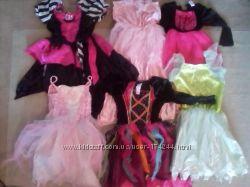Карнавальные платья для девочек. Прокат продажа