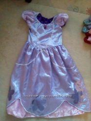 сдаю в прокат, продаю нарядные вещи принцесса София на девочку от 2-х лет