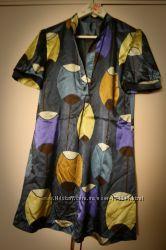 новое нарядное платье в стиле 60-х NAF NAF ТОРГ