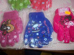 перчатки, рукавички теплые распродажа 45