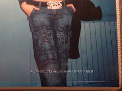 джинсы PRODIGY коттон