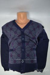 Стильная мужская кофта на пуговицах в 2х размерах