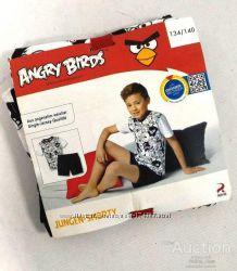 комплект для мальчика Angry Birds Германия хлопок