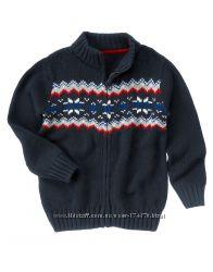 Свитера, кардиганы, пуловеры  для мальчиков 4-14лет. США. 100хлопок. Наличи