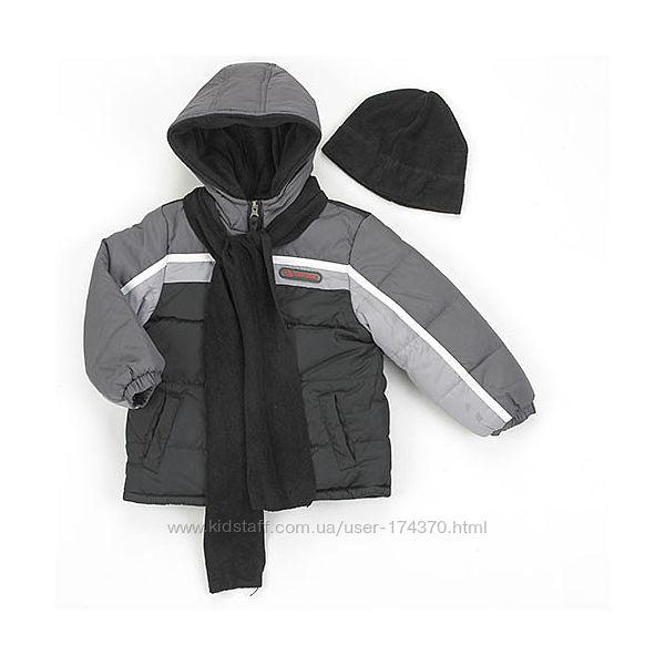 Куртки еврозима на 2-4 года Ixtreme. США