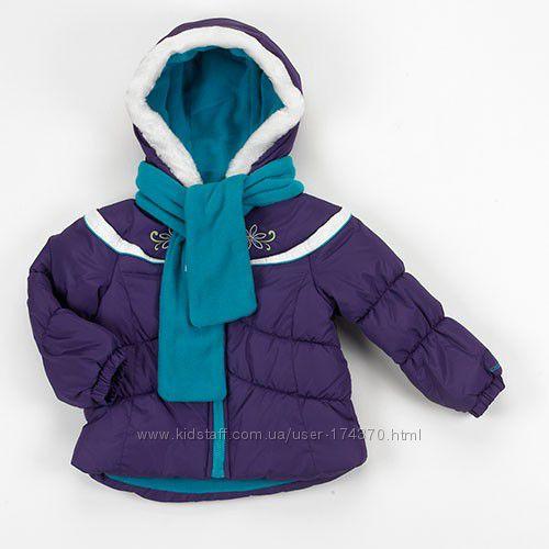 Куртки для девочек 2 - 4 года. London Fog Англия