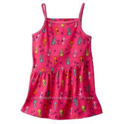 Платья летние для девочек 2-7 лет. Америка. 100 хлопок. Замеры