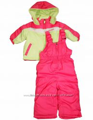 Оригинальные зимние костюмы Pink Platinum США. В наличии. на 2-4 года. Заме