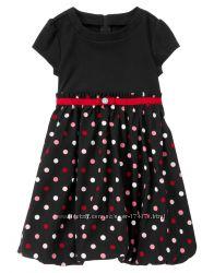 Нарядное платье для девочек CRAZY8, на рост 140-158см