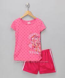 Спортивные летние костюмы для девочек 140-146см и 152-158см