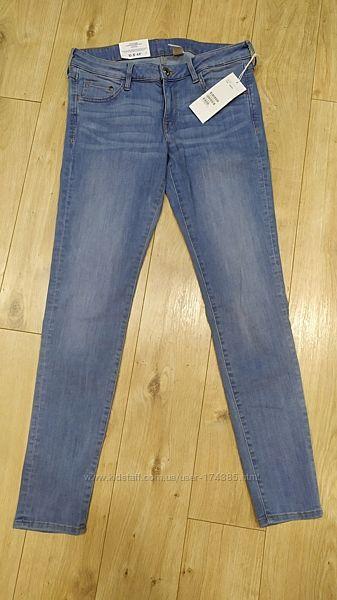 Новые женские джинсы НМ H&M, размер 28/30