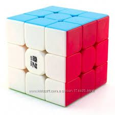 Швидкісний кубик 3х3 QiYi MoFangGe Warrior W