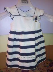 Продам наши фирменные платья на девочку до года Mayoral