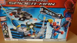 конструктор Mega Bloks Spyder Man