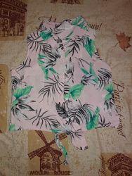 Рубашка H&M 140-146р