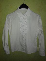 Школьная блуза 134-140 р.